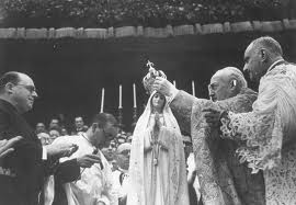 Coronation of Our Lady 1946